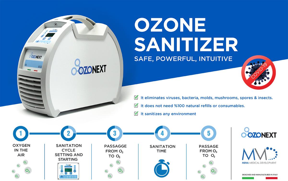 OZONE SANITIZER